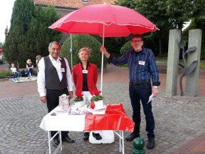 Stand Cityfest Wardenburg